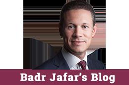 Badr Jafar's Blog